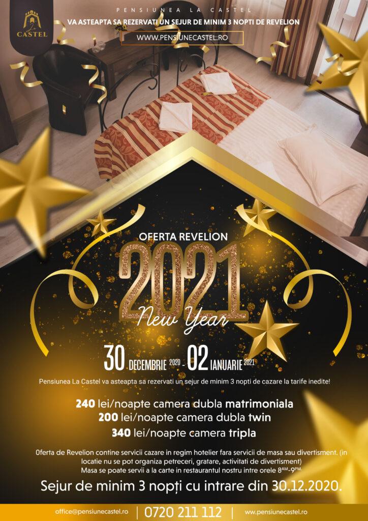 oferte revelion Brasov,  revelion 2020-2021, revelion 2021 Brasov, cazare Brasov de Revelion